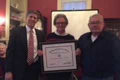 2018 Henry T. Mudd Award Honoree Helen Knocke