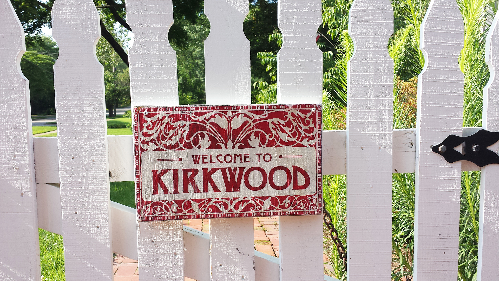 Welcome to Kirkwood by Laura Gier