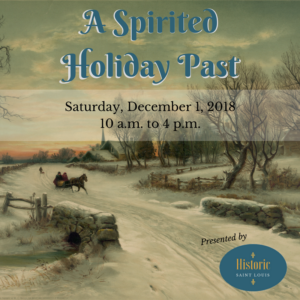 A Spirited Holiday Past