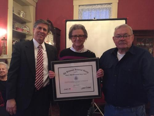 2018 Henry T. Mudd Award Honoree Helen Knocke
